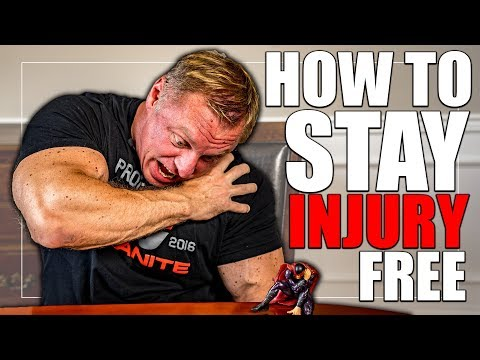 How to Prevent Injury in The Gym | Strains & Tears