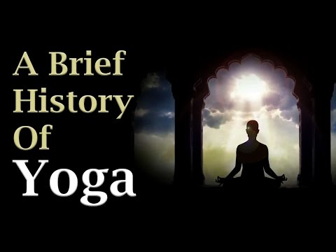A Brief History Of Yoga   Art Of Living