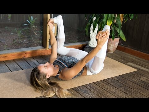 Restorative Yin Yoga Flow - 30 Minute Practice for Anyone