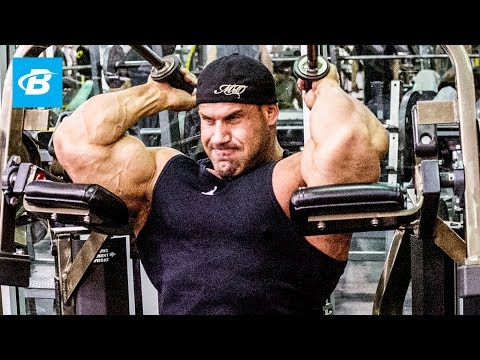 Train Large   Jay Cutler Living Large   Mass-Building Workouts, Training Tips, Nutrition Plan   Ep 2