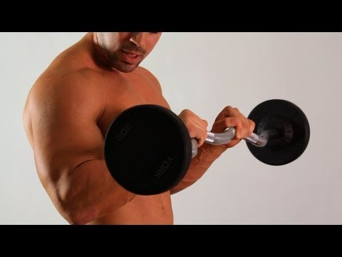 How to Do a Reverse Curl | Arm Workout