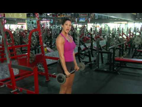 How to Do Reverse Curls
