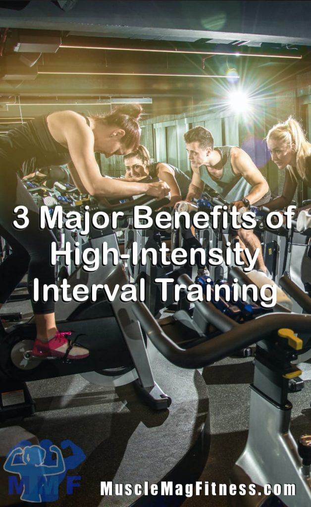 How You Can Benefit from High-Intensity Interval Training (HIIT)