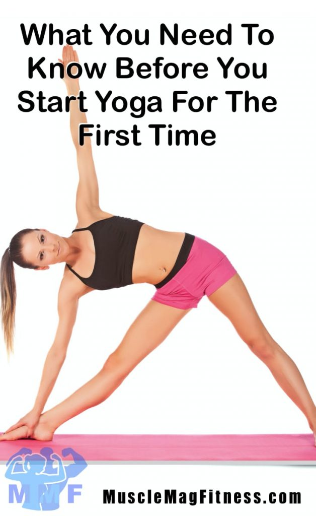 What You Need To Know Before You Start Yoga For The First Time