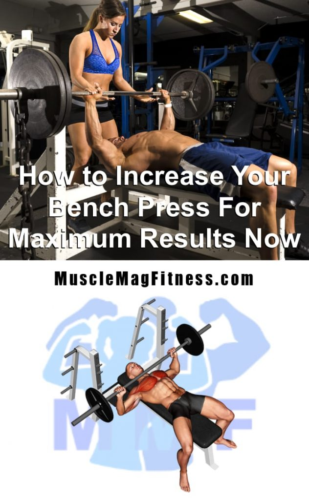 Pin how to properly perform the bench press for maximum results active.