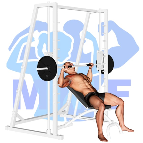 Cool Your How To Smith Machine Bench Press Guide Why Form And Tips Gmtry Best Dining Table And Chair Ideas Images Gmtryco